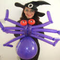 Halloween Balloon Modellers