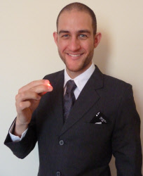 Duncan Williams magician, Nottingham, Derby, Midlands UK