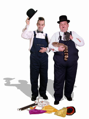 Laurel And Hardy  - Top lookalikes