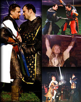 Stunt Action Specialists - SAS - Medieval Knights